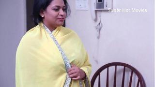 Saree wali bhabhi ke sath romance