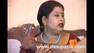Aunty ka Hindi comedy sex video