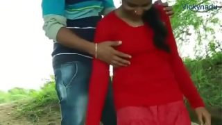 College girl ke boobs dabane ka romantic video
