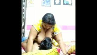 Mote boobs wali bhabhi ki fucking