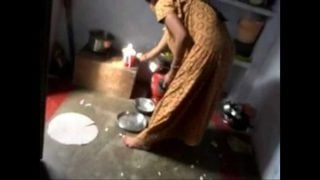 Devar bhabhi ka kitchen sex video