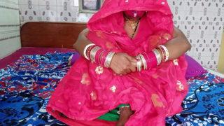 Saree wali chhinal dehati bhabhi