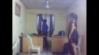 Sexy marathi aunty office sex video
