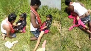 Desi bhojpuri maal ki kheto me chudai ki village porn movie